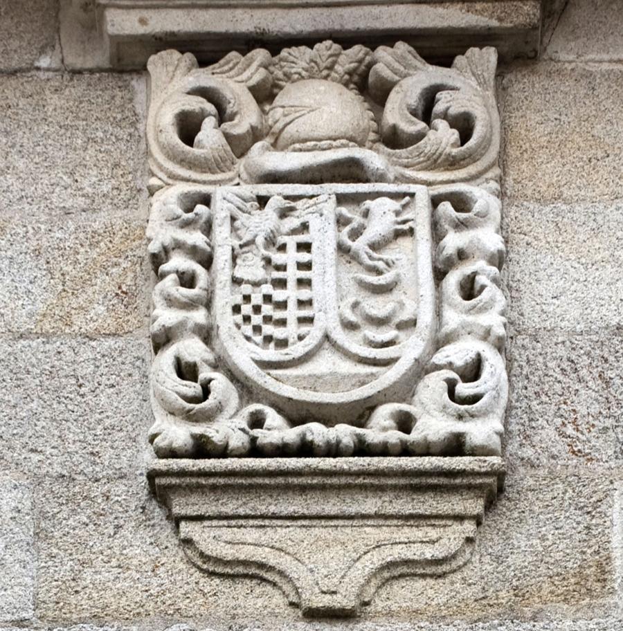 Brasão dos Marqueses de Marialva