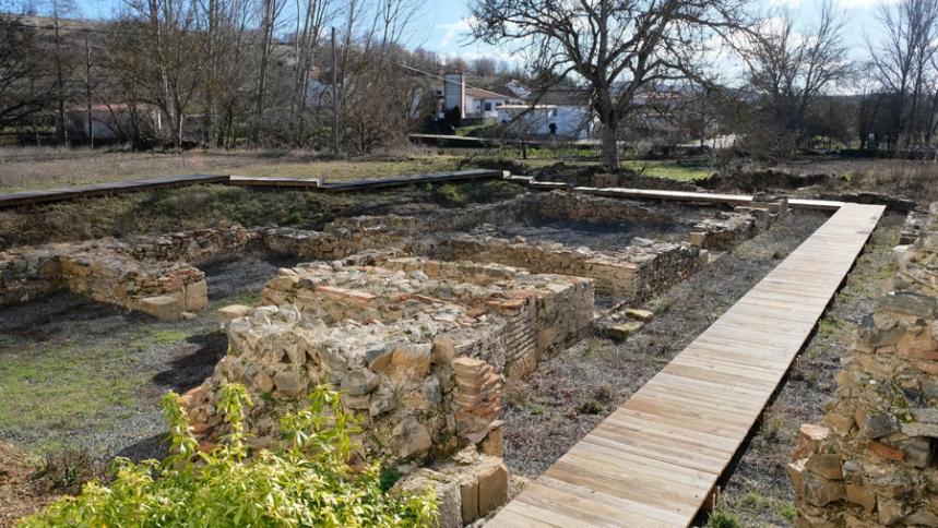 Ruínas do mosteiro