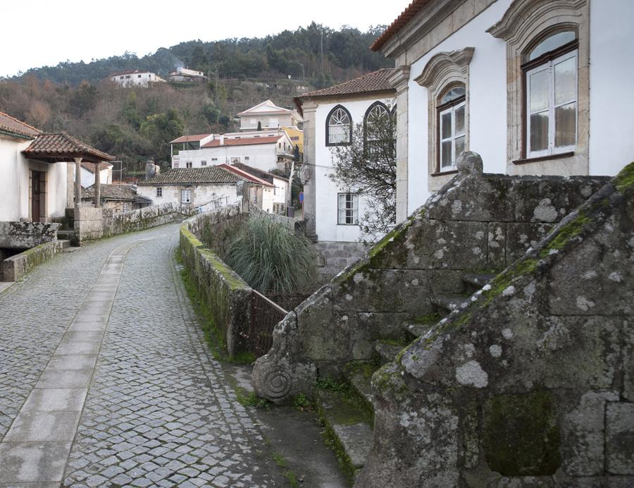 Centro histórico de Vouzela