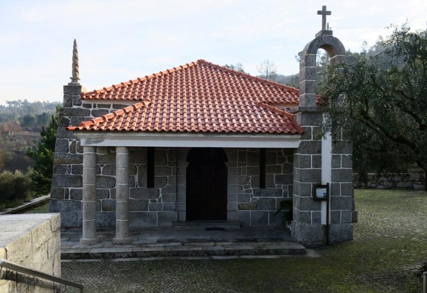 Capela de N. Srª Fátima.