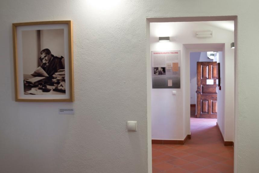 Interior da Casa Museu