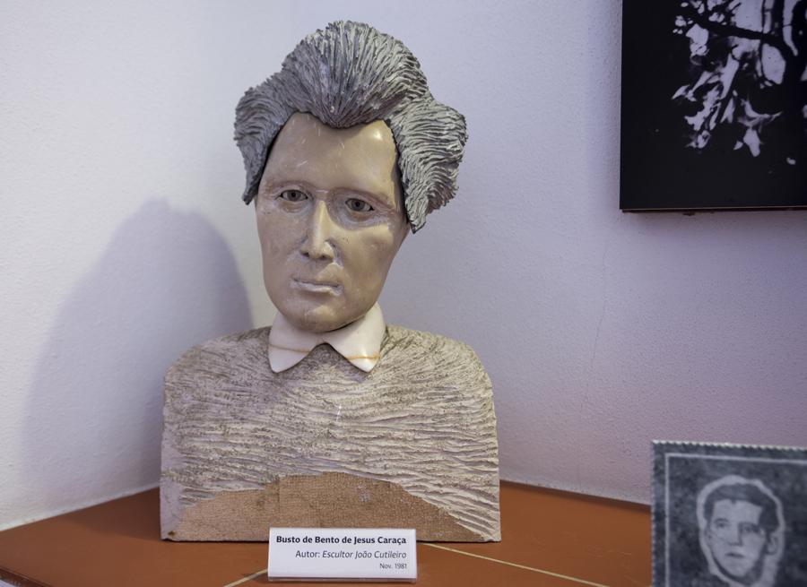 Busto da autoria de José Cutileiro