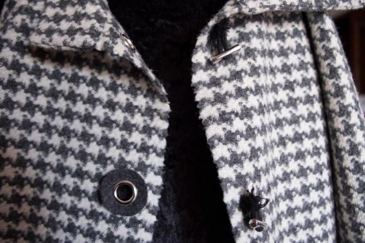 Novos criadores de moda usam a lã