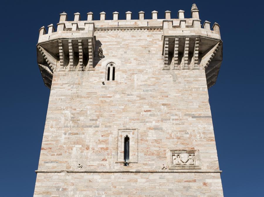 Torre em mármore