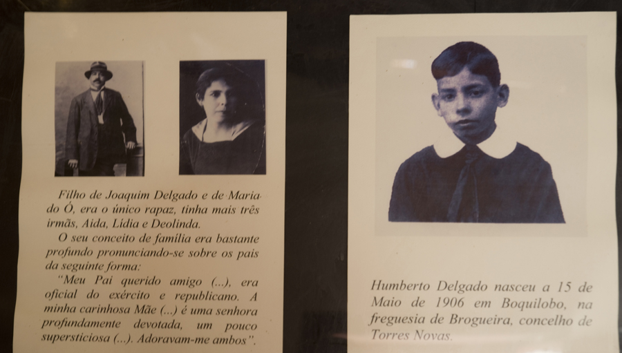 Os laços familiares de Humberto Delgado