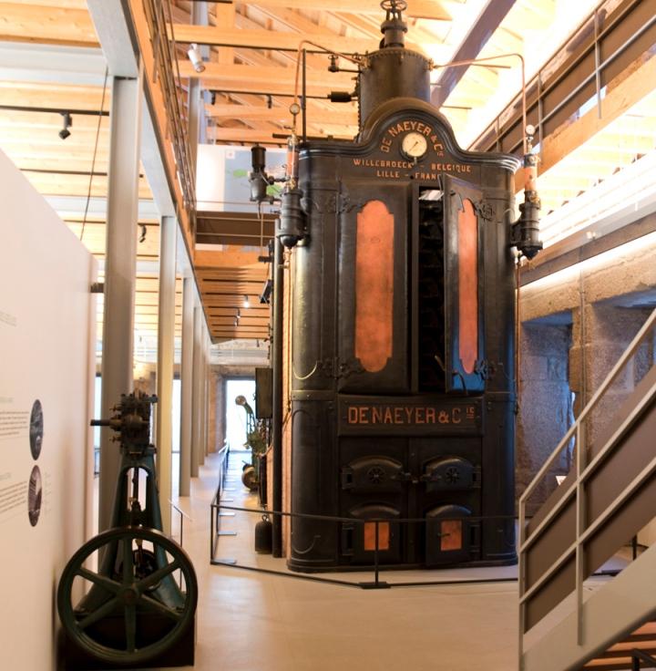 Museu dos Lanifícios na Covilhã