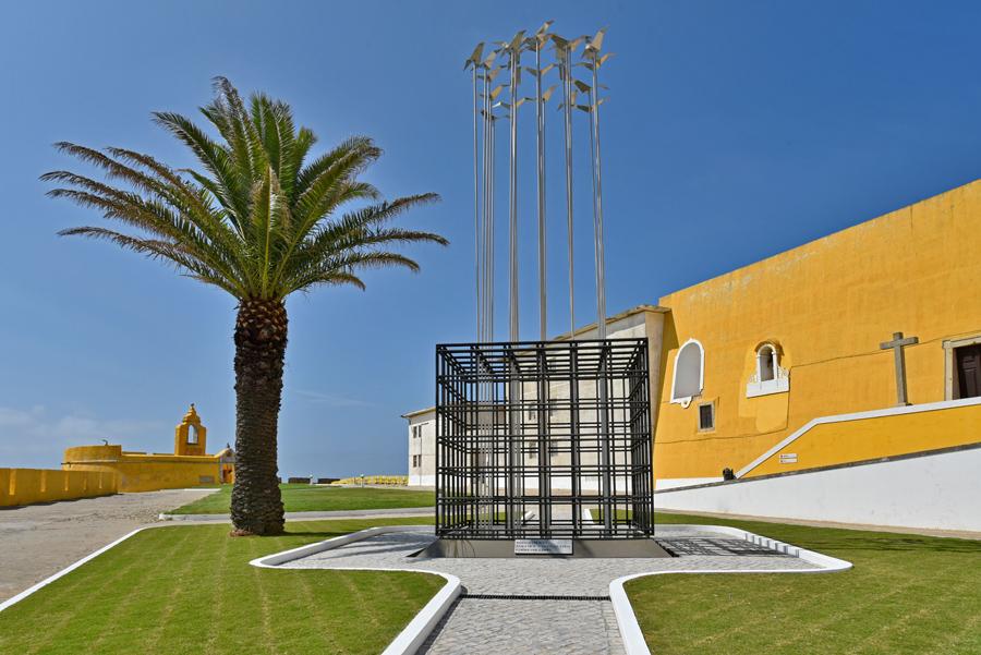 Memorial dos Presos Políticos © Jacinto Oliveira