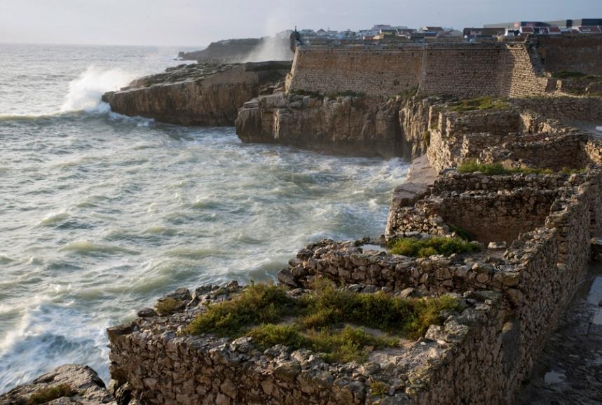 Vista da Fortaleza