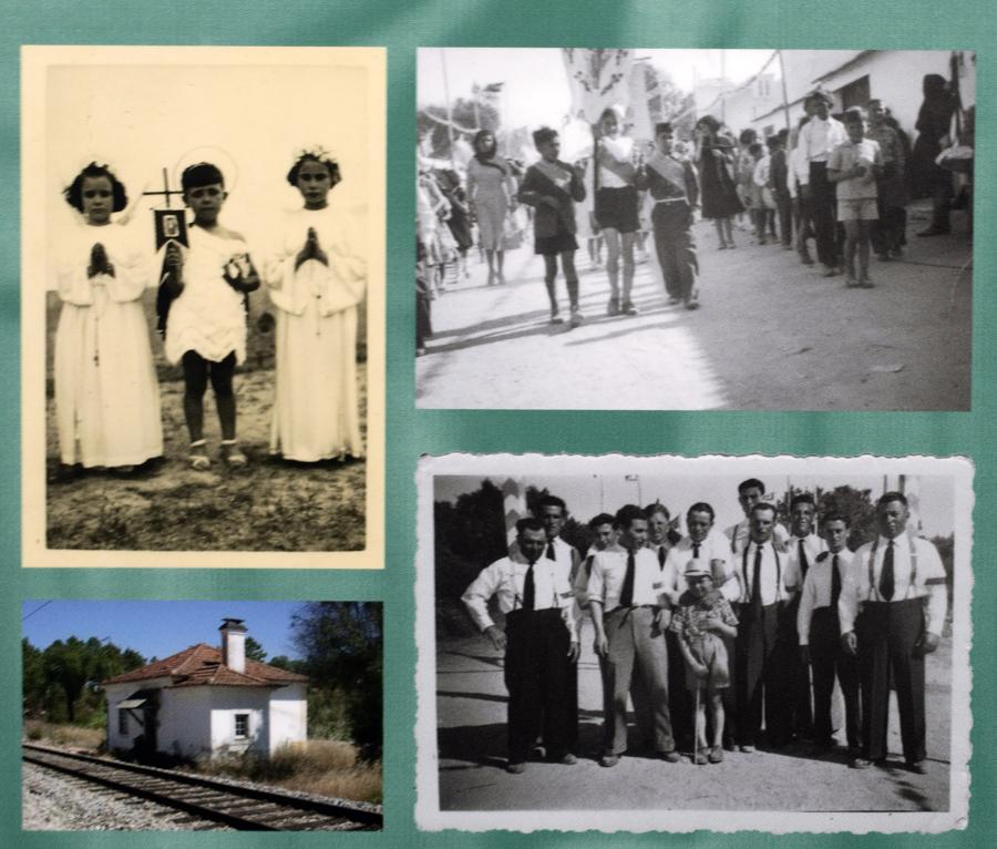 Fotografias com Salgueiro Maia ainda criança