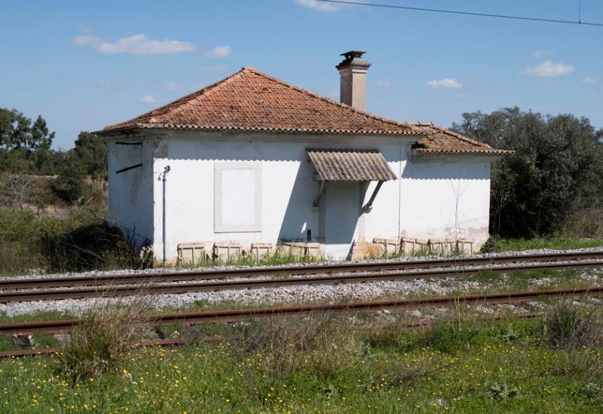 Casa onde viveu Salgueiro Maia