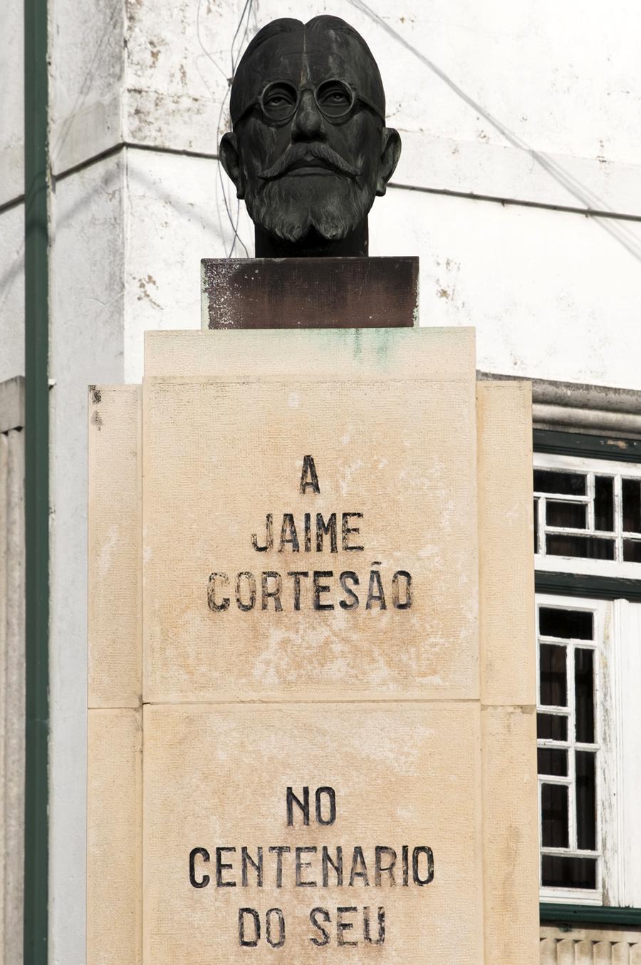 Homenagem a Jaime Cortesão