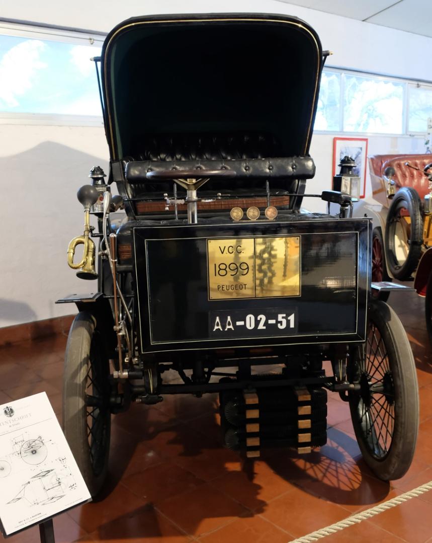 Peugeot Type 19