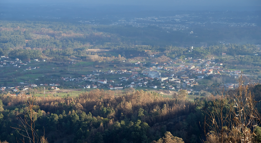 Vista da Serra do Caramulo