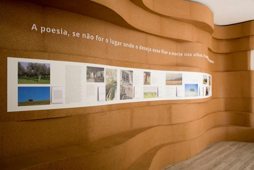Casa da Poesia na Atalaia