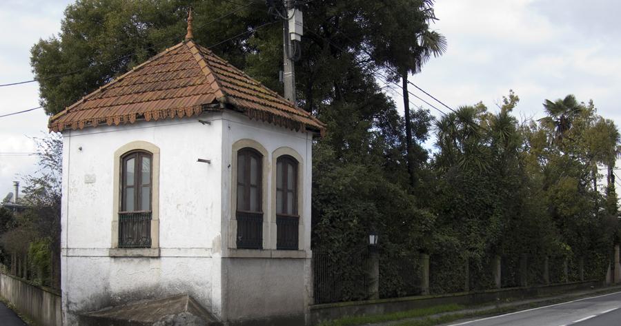Mirante e Malaposta no concelho de Anadia
