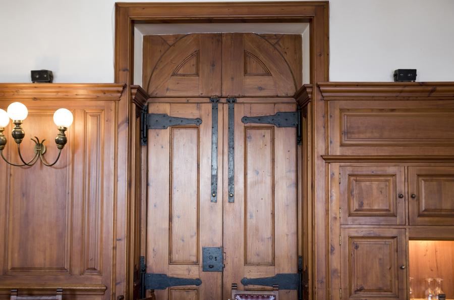 Portas originais de riga