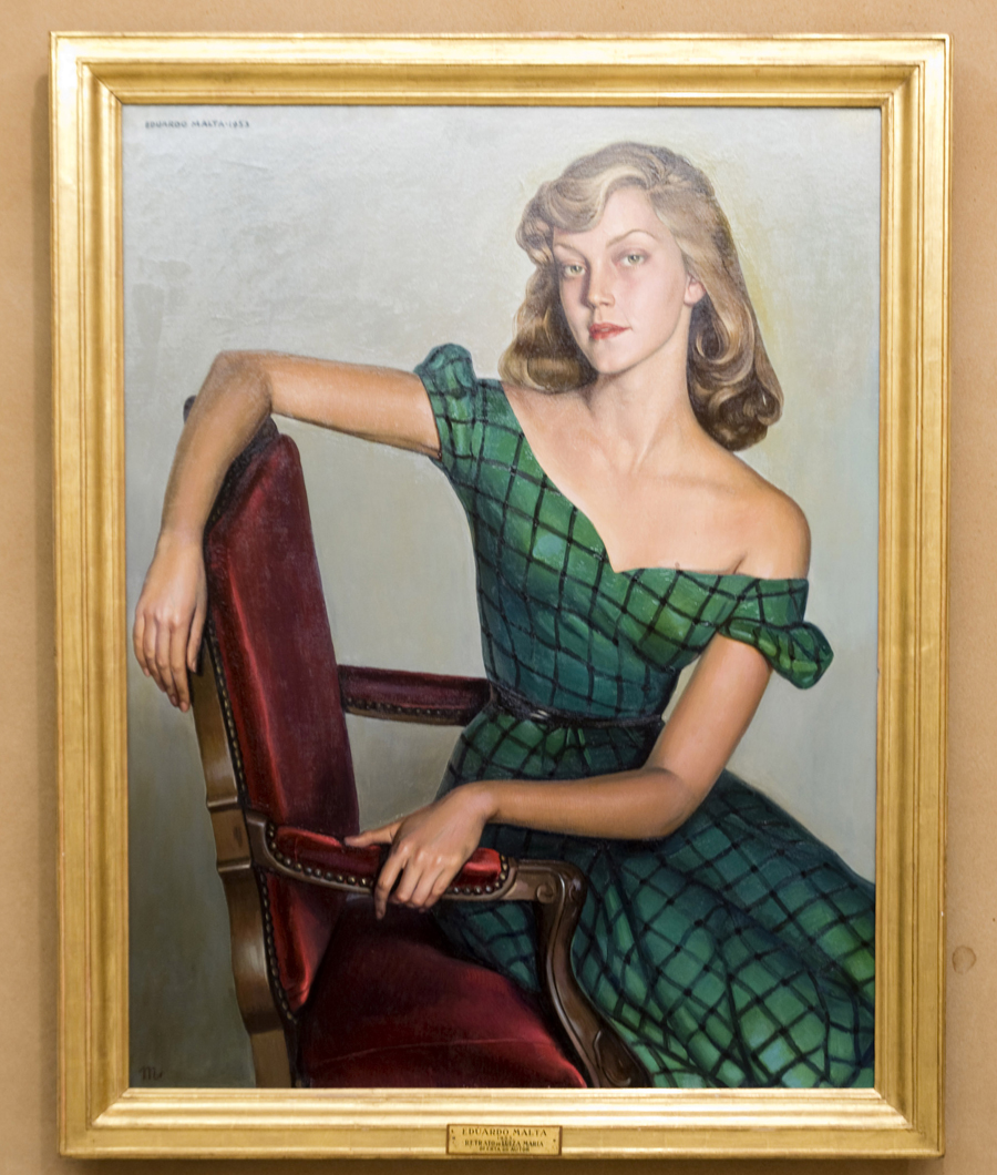 Retrato de Luisa M.