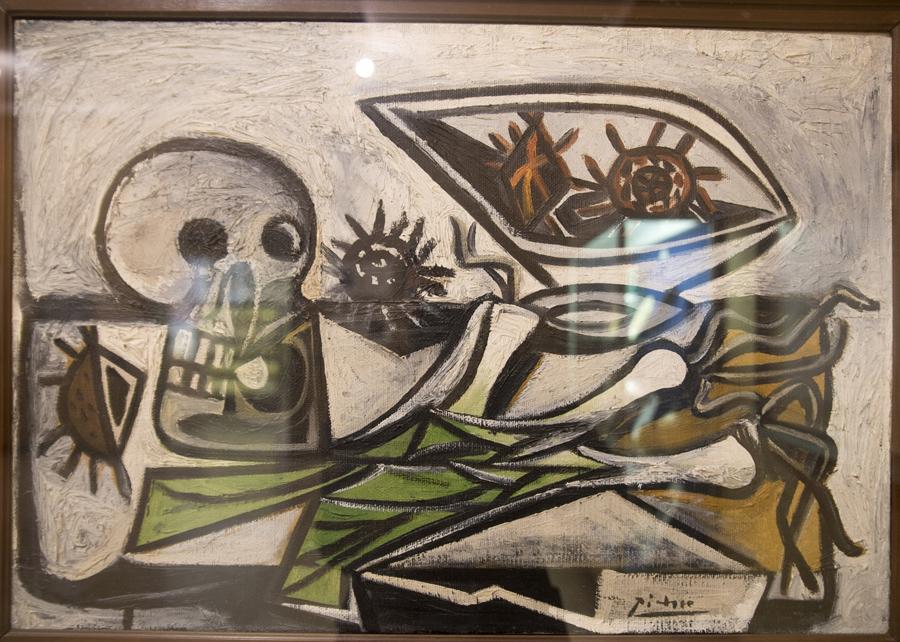 Natureza Morta de Picasso