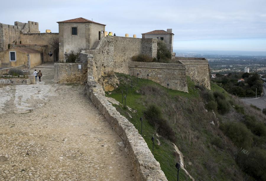 Parte da fortificação