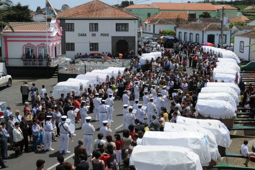 Desfile na Praia da Vitória, ilha Terceira  ©Turismo Praia da Vitória