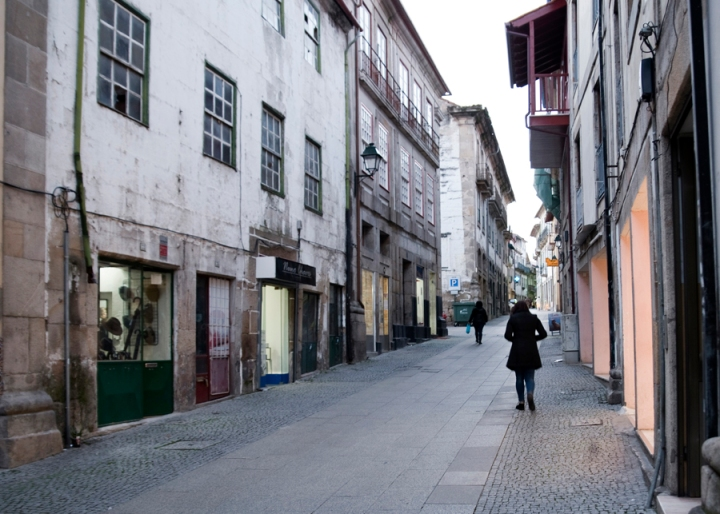 Rua Direita de Chaves