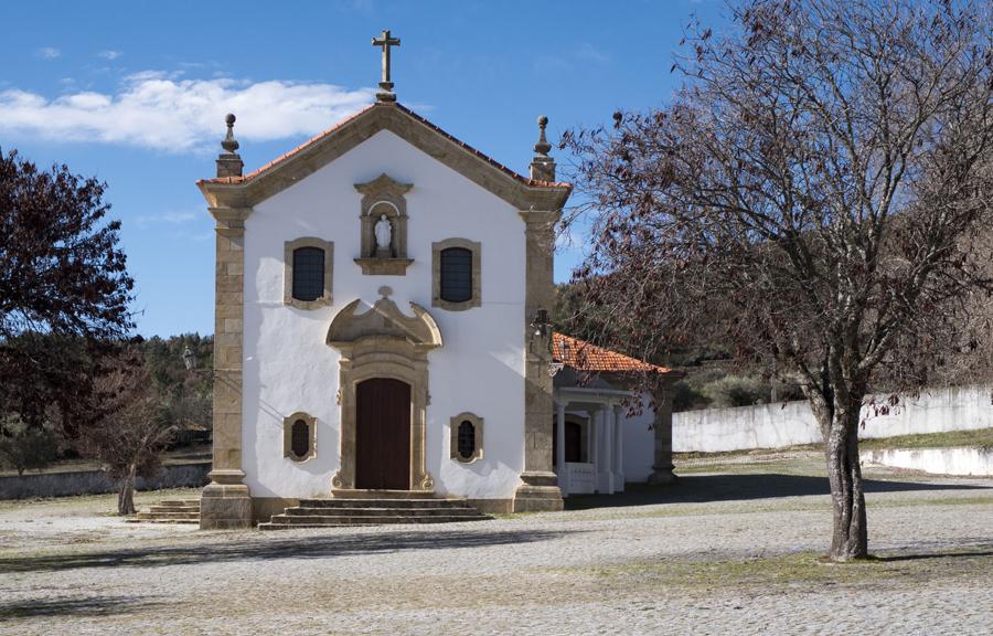 Capela do santuário