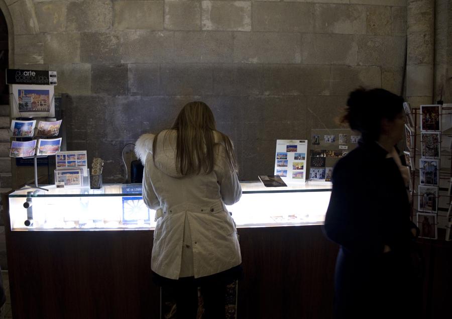 Onde se adquire a credencial e informação na Sé Catedral de Lisboa