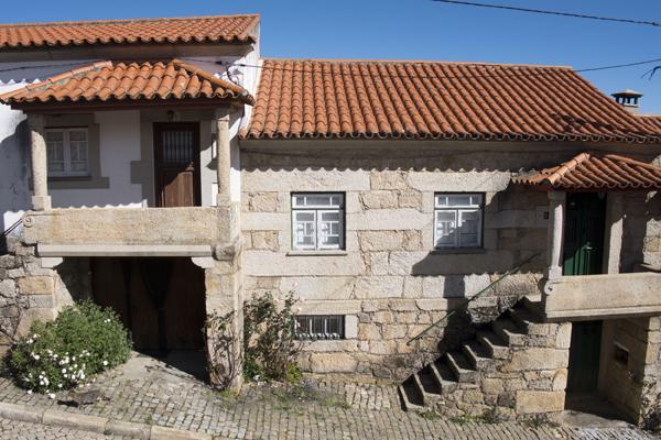 Casas da Alameda dos Balcões