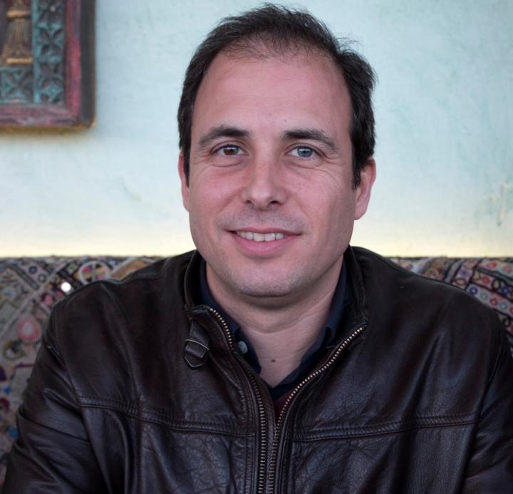 Tiago Patrício Gouveia director do Museu do Caramulo