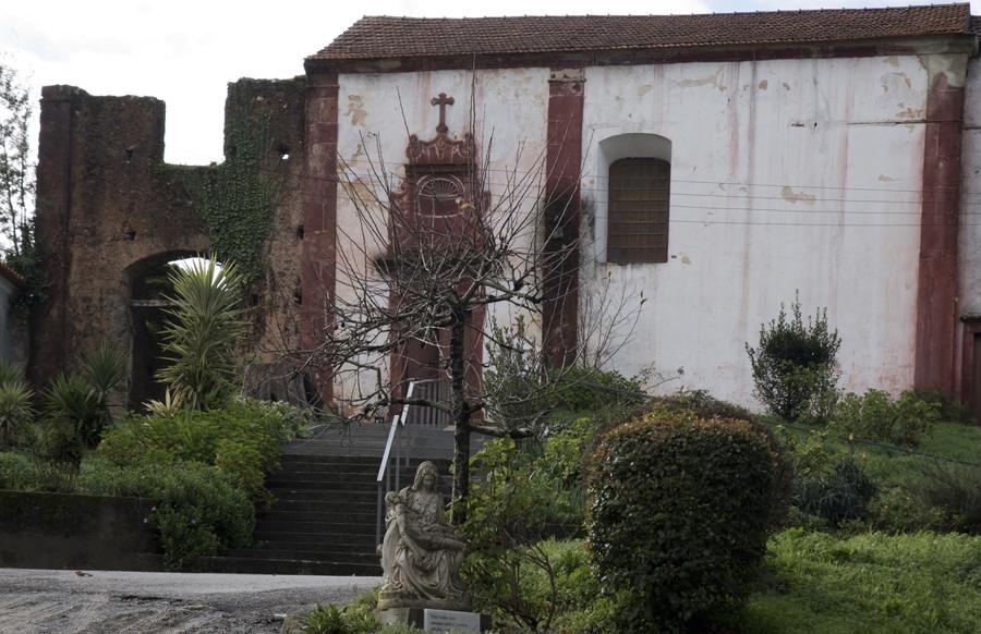 Edificio antigo em Vale da Mó