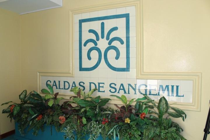 Termas de Sangemil ©CM Tondela
