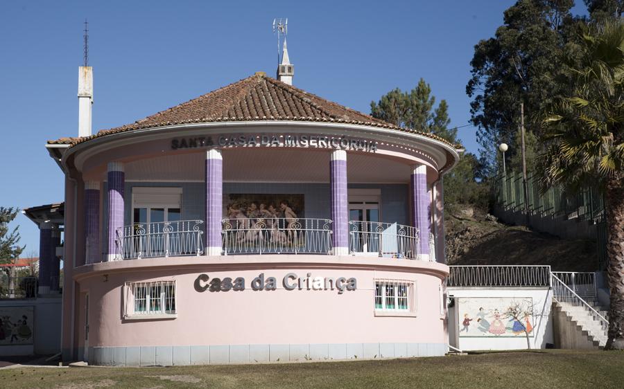 Casas da criança Bissaya Barreto