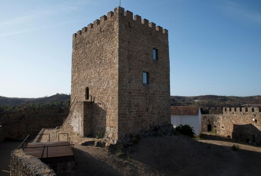 Torre do Castelo de Belver