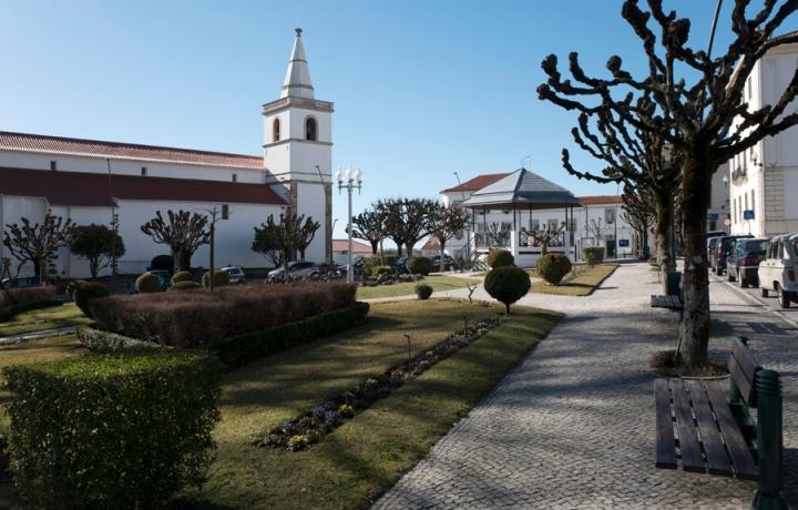 Centro de Figueiró dos Vinhos