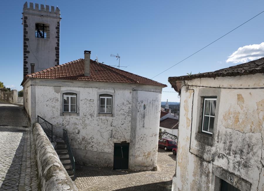Torre Comarcã ou Torre da Cadeia