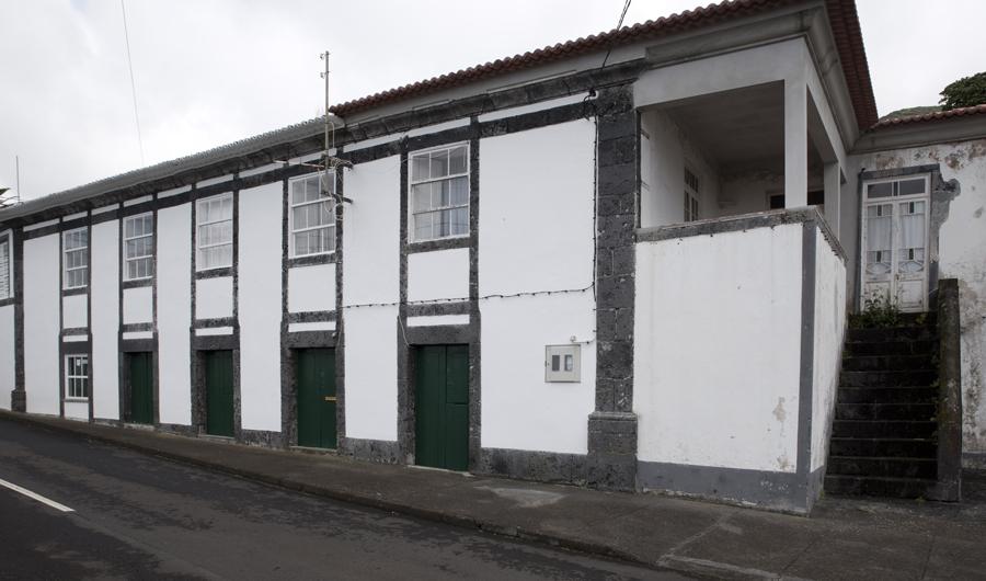 Uma das casas de Francisco de Lacerda em S. Jorge