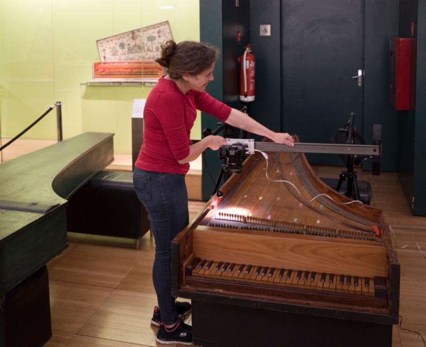 Estudos sobre a preservação dos instrumentos