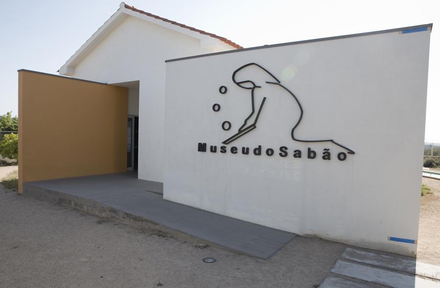 Museu do Sabão em Belver