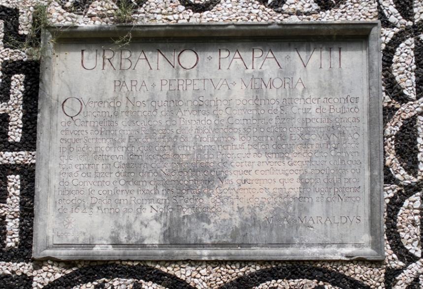 Bula papal Urbano VIII