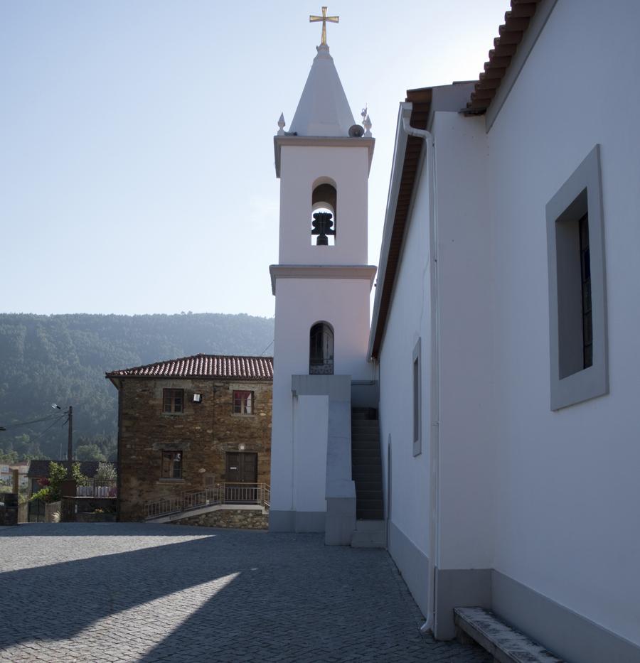 Campanário da igreja