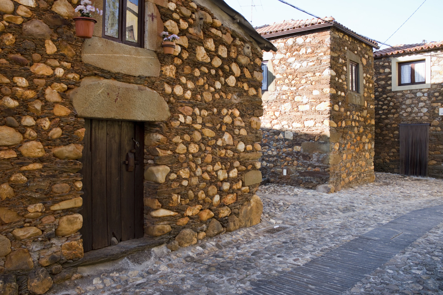 Centro histórico recuperado