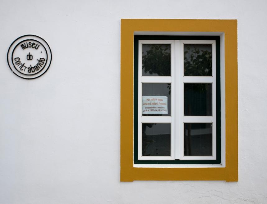 Museu do contrabando em Santana de Cambas