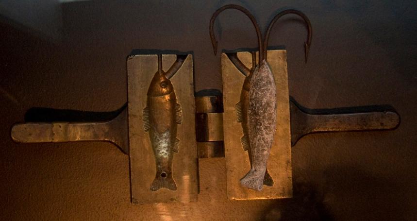 Utensílio para a pesca do bacalhau