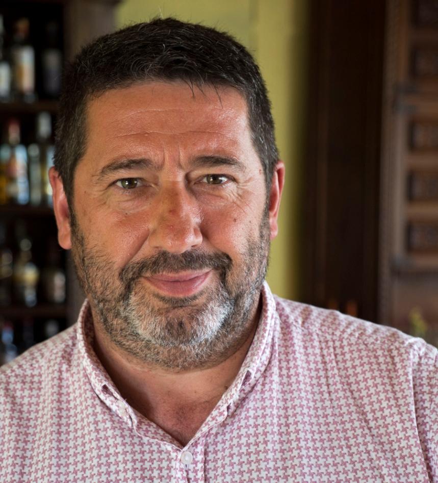 Paulo Lopes, presidente da União de freguesias de Monfortinho e Salvaterra do Extremo