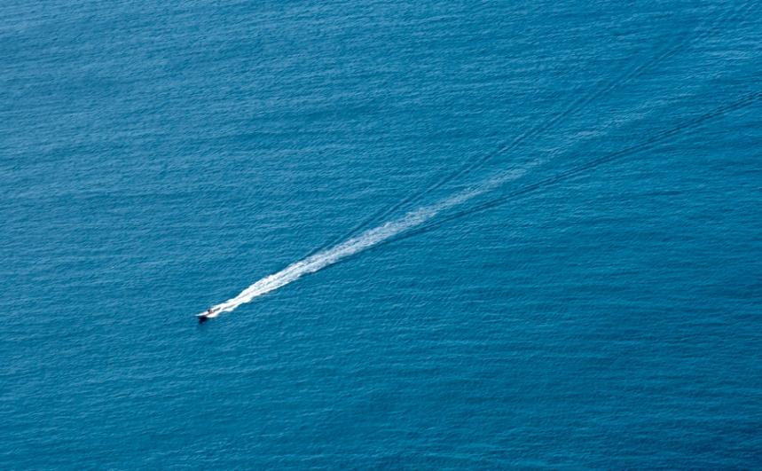 """""""O mar é cruel"""""""