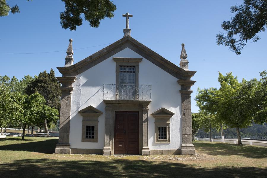 Capela no Santuário do Mont'Alto