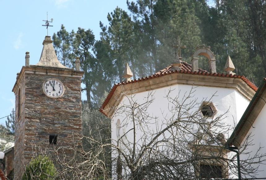 Torre da Paz em Benfeita