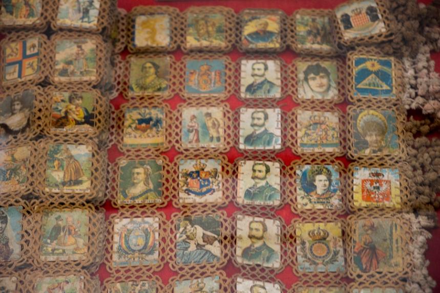 Caixas usadas para efeitos decorativos