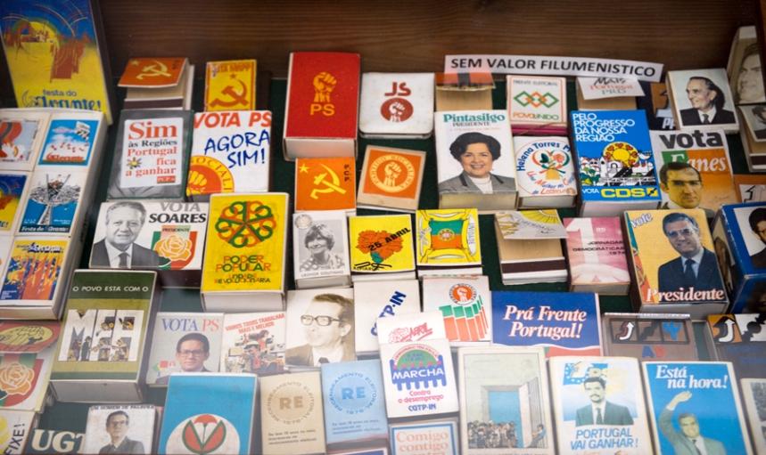Campanha eleitoral em Portugal