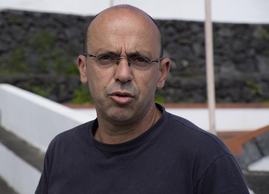 José Sousa reside na Fajã do Ouvidor